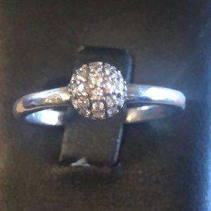 Adorable Cubic Zirconia Ring